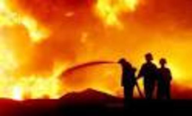 The Al-mishraq Fire