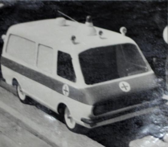 Модель автомобиля, изготовленная  Семочкиным Дмитрием