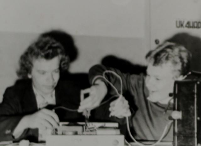 Кружок радиоэлектроники