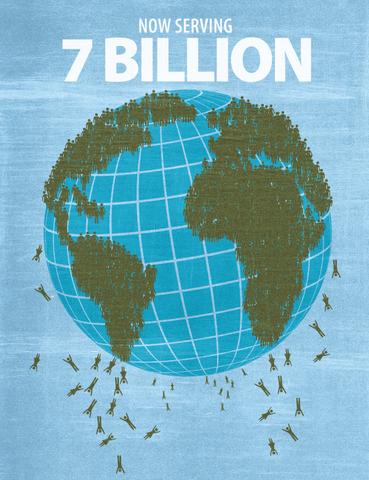 World population reaches 7 billion