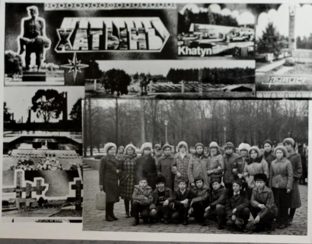 Экскурсия Минск - Хатынь