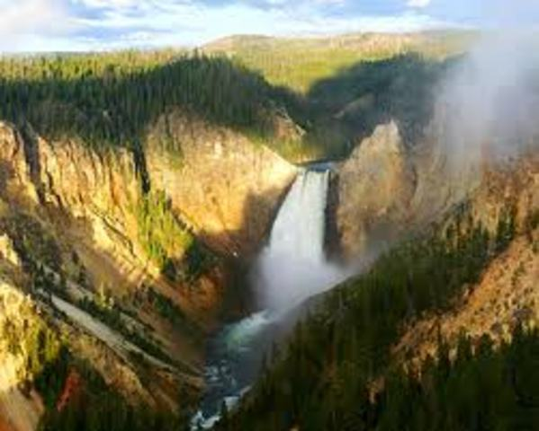 Founding of Yellowstone National Park