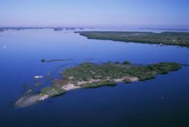 Establishment of the First National Wildlife Refuge