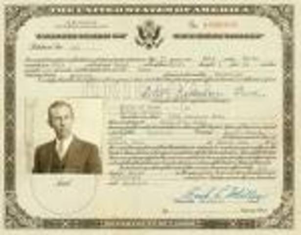 Gara mi Citizenship