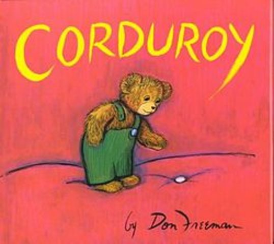First Book - Corduroy