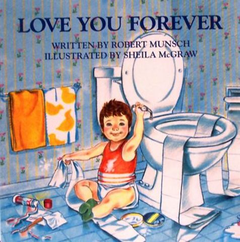 Favorite book - Love You Forever