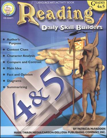 Skill Builders - Reading Comprehension