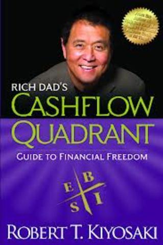 Kiyosaki funda Cashflow Technologies, empresa comercializadora de su gran éxito: Padre Rico, Padre Pobre y su juego CashFlow 101.