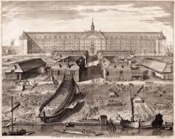First Dutch Settlement established