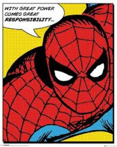 The First Appearrance of Spiderman in Comics