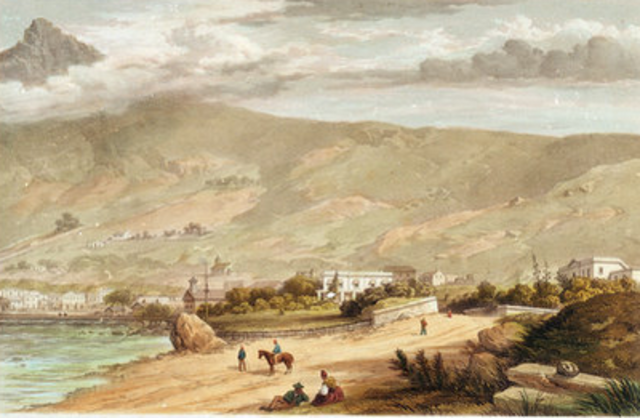 The 2nd Brittish occupation of the Cape of Good Hope