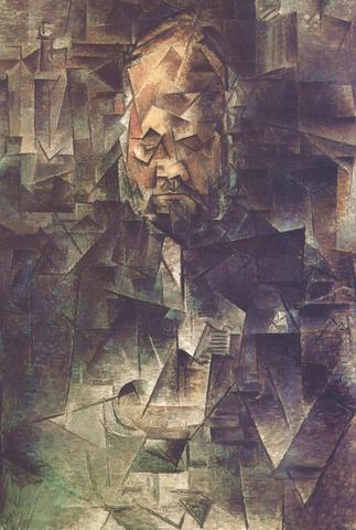 Pablo Picasso - Portrait d'Ambroise Vollard