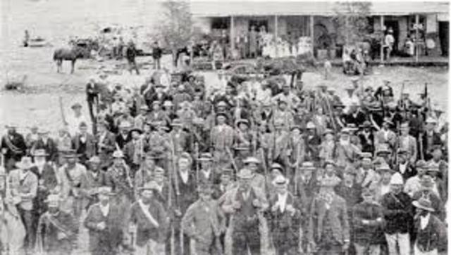 The Anglo Boer War