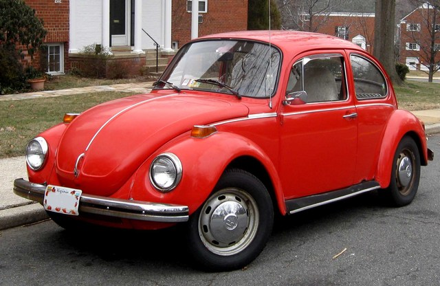 Volkswagen Beetle first introduced
