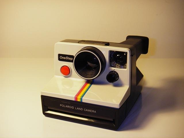 Polaroid Camera Invented