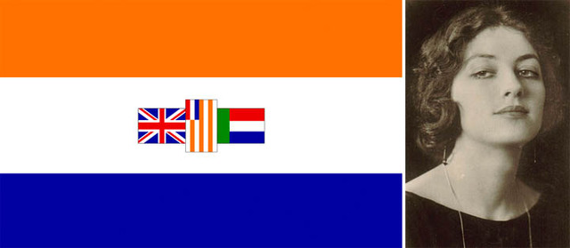 The 2 republics and British colonies become the Union of South Africa.