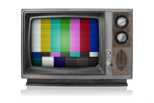 Color TV Invented