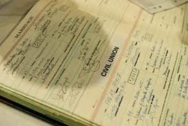 Ley de matrimonio civil