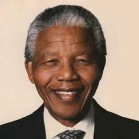 Imprisonment of Nelson Mandela