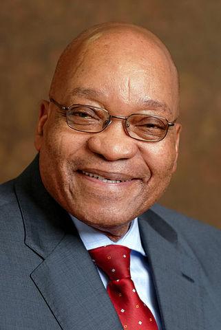 Jacob Gedleyihlekisa Zuma elected as president