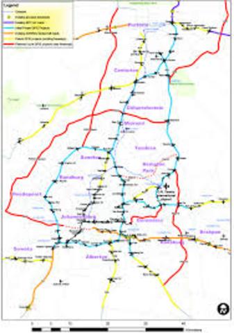 Gauteng Freeway Improvement Project begins