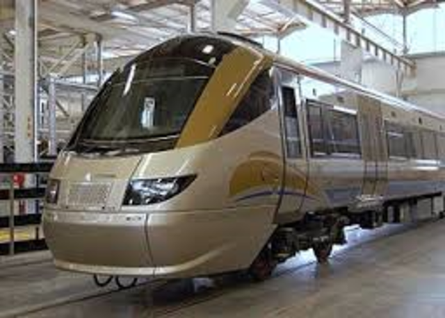 Gautrain completed