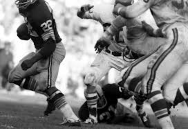 The First Super Bowl between the Green Bay Packers and the Kansas City Chiefs