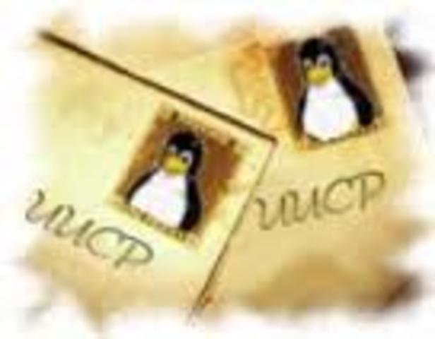 Primera versión del Sistema UUCP