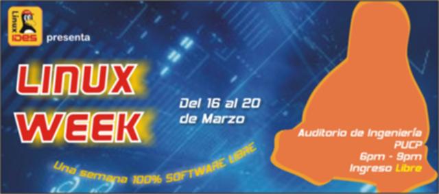 LinuxWeek en Venezuela.