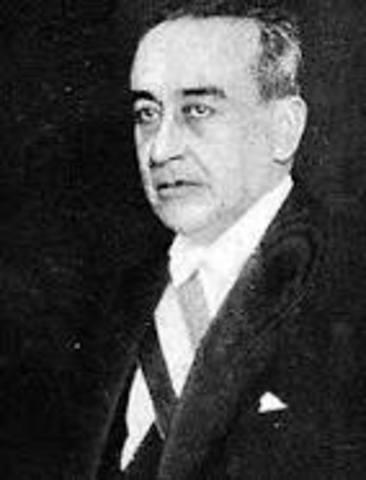 gobierno de Juan Esteban Montero 1931-1932