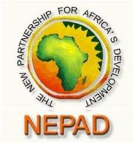 Establishment of NEPAD