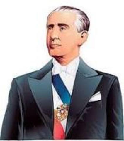 gobierno de Juan Antonio Ríos Morales 1942-1946