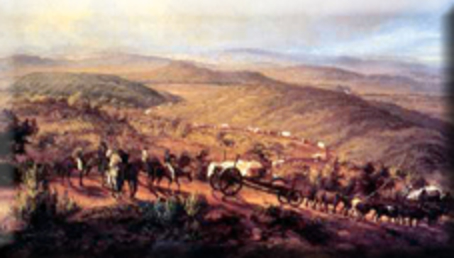 First British occupation in the Cape