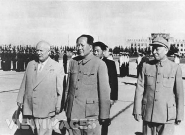 """""""La Larga Marcha"""" de Mao"""