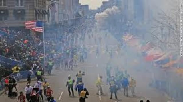 The Boston Bombing