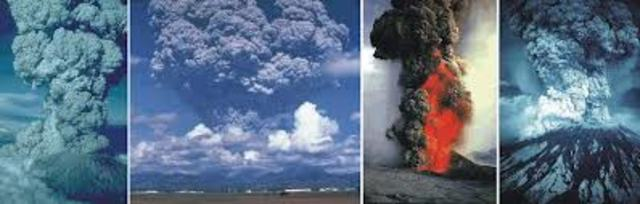 Volcanic erupion in Hawaii
