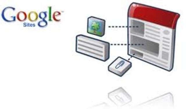 se lanza Google Sites