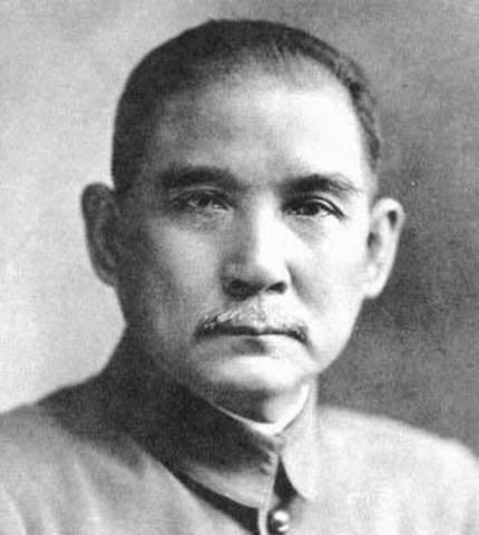 Muere Sun Yat-sen
