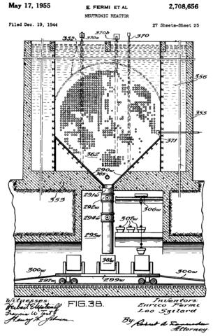 Enrico Fermi invents the neutronic reactor.