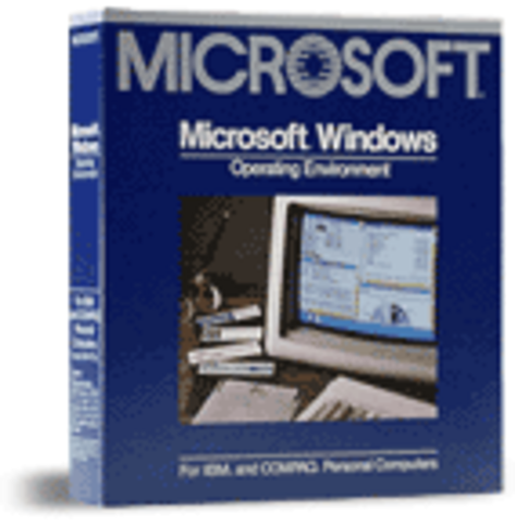 First version of Windows released
