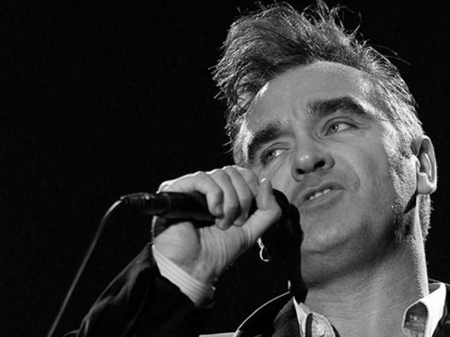 Morrissey en Bakersfield