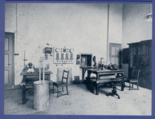The First Psychology Laboratory