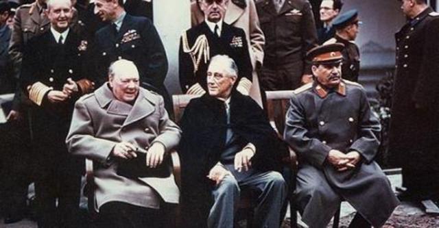 Jalta konferencen