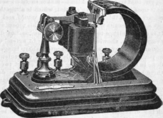 """Wireless Telegraph"""