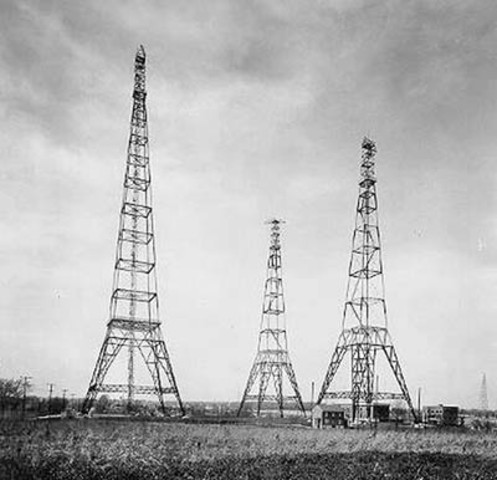 First Radio Stations