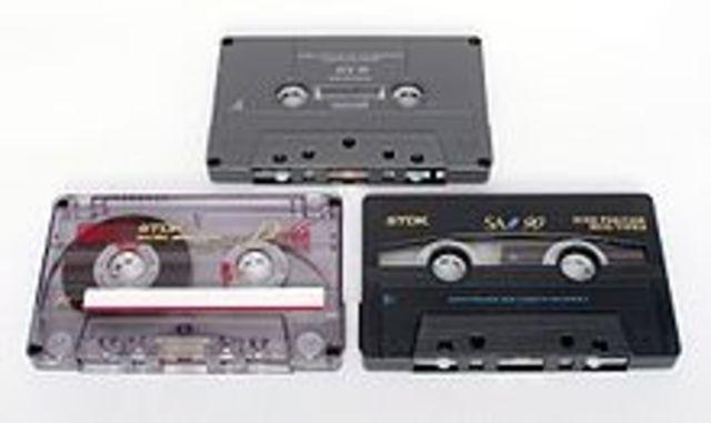first cassette