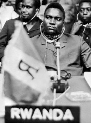 Habyarimana signed the Arusha Accords