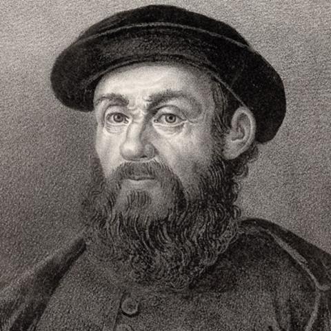 Magellan's vessel completes circumnavigation of the world