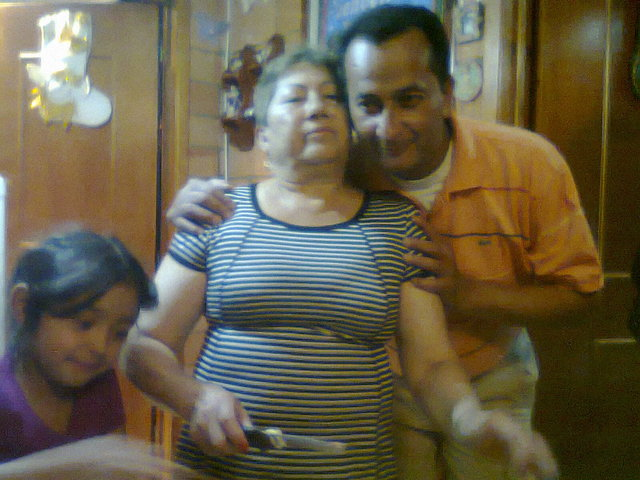 abuela paterna