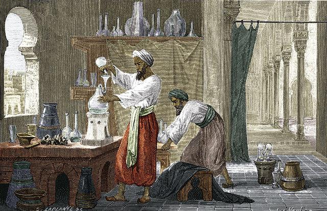 First Alchemists